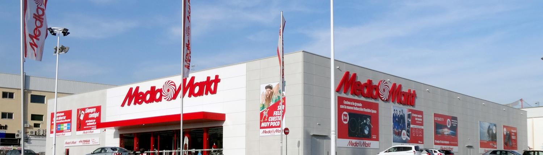 Nave comercial de Media Markt ubicada en Finestrat