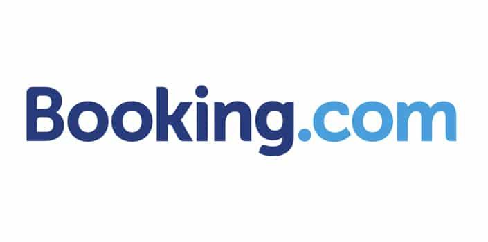 Logotipo de booking.com