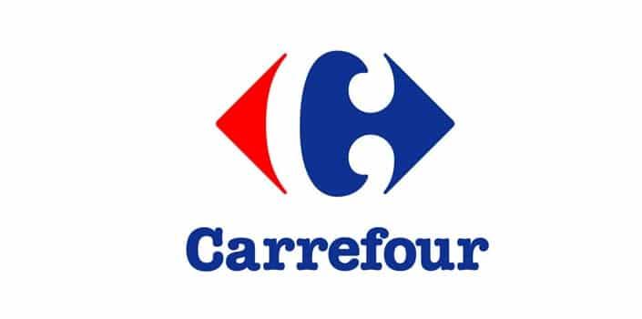 Logo de Supermercados Carrefour