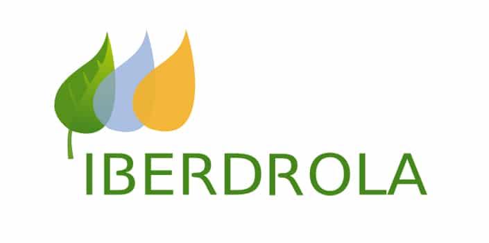 Logotipo de Iberdrola