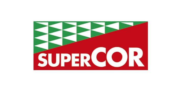 Logotipo de Supercor