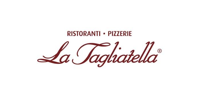 Logotipo del restaurante La Tagliatella