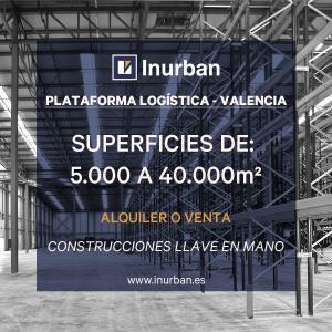 suelo logístico en Valencia